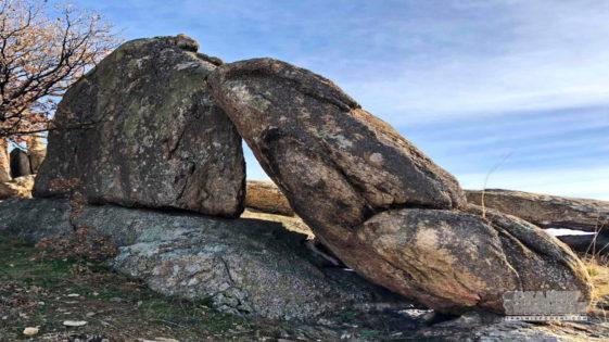 Гарванов камък  - фрагмент